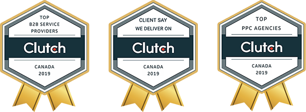 Lets get optimized awarded by clutch.com