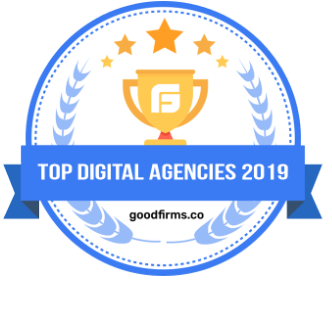 Voted Top Digital Agencies in Canada from GoodFirms