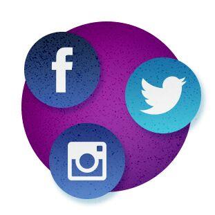Social media channels for SEO