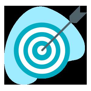 No keyword targeting